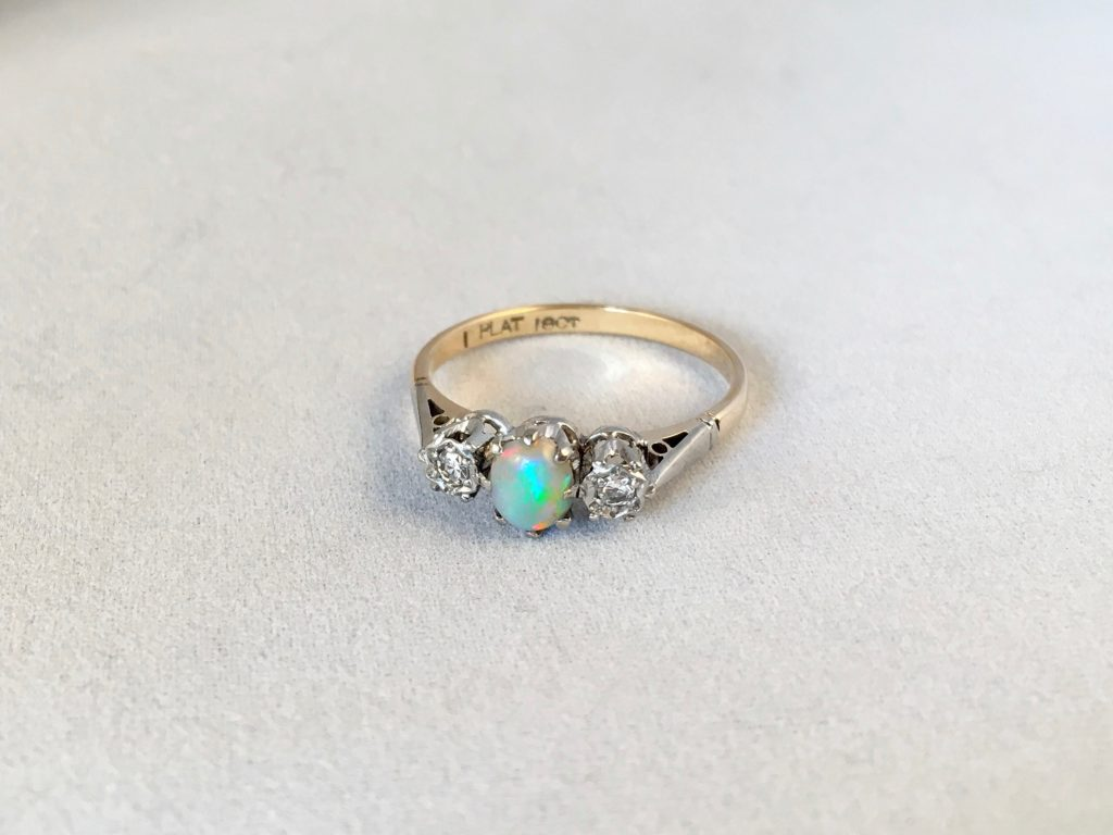 100 Turquoise Opal Engagement Rings Sales U2022